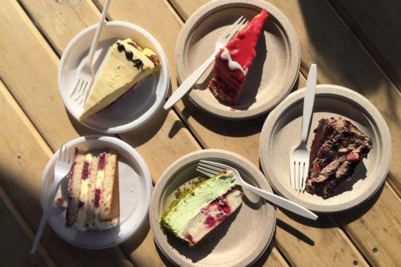 Дегустация тортов для друзей